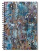 Beale Street Blues Spiral Notebook