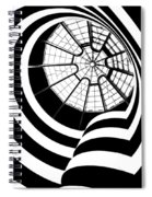 Beam Me Up  Spiral Notebook