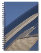 Bean Reflection Spiral Notebook