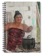 Beans Cooking Spiral Notebook
