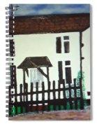 Bear Cottage Spiral Notebook