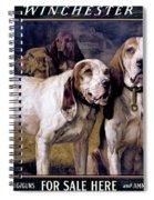 Bear Dogs Spiral Notebook