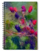 Bear Fodder Spiral Notebook