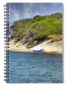 Bear Island Spiral Notebook
