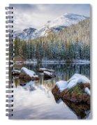 Bear Lake Holiday Spiral Notebook