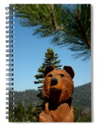 Bear Spiral Notebook
