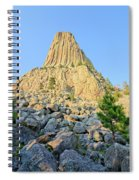 Bear Lodge Spiral Notebook