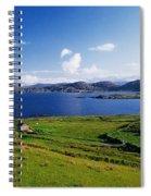 Beara Penninsula, Co Kerry, Ireland Spiral Notebook