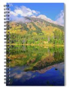Bearpaw Morning Reflections Spiral Notebook