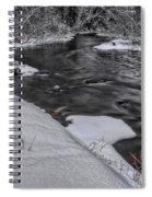 Bearskin Creek Riffles Spiral Notebook