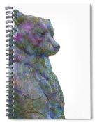 Beary Bear Spiral Notebook