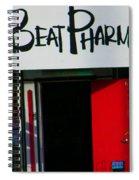 Beat Pharm Spiral Notebook