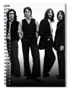 Beatles 1968 Spiral Notebook