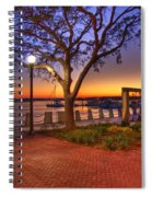Beaufort Waterfront Spiral Notebook