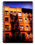 Beautiful Architecture Of New York - Ship Of State Spiral Notebook