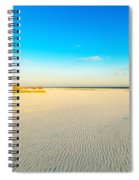 Beautiful Beach Spiral Notebook