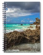 Beautiful Bermuda Spiral Notebook