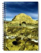 Beautiful Bisti Wilderness Spiral Notebook