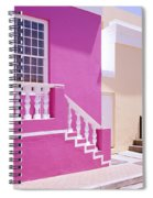 Beautiful Bo Kaap Spiral Notebook
