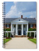 Beautiful Boone Hall Plantation Spiral Notebook