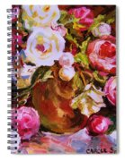 Beautiful Bouquet Spiral Notebook