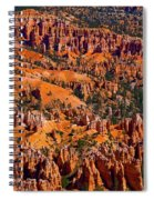 Beautiful Bryce Canyon Spiral Notebook