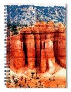 Beautiful Bryce Spiral Notebook