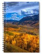 Beautiful Butte Spiral Notebook