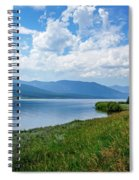 Beautiful Calm Waters Spiral Notebook
