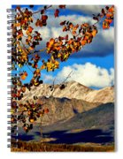 Beautiful Colorado Spiral Notebook