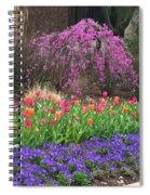 Beautiful Combination  Spiral Notebook