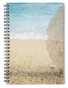Beautiful Coral Element 1 Spiral Notebook
