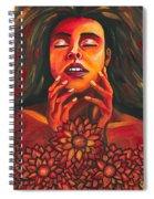 Beautiful Demon Spiral Notebook