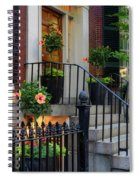 Beautiful Entrance Spiral Notebook