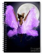 Beautiful Fairy Spiral Notebook