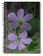 Beautiful Flowers Spiral Notebook