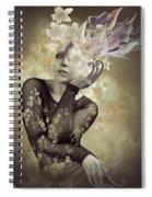 Beautiful Freak Spiral Notebook