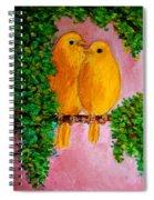 Beautiful Friendship Spiral Notebook