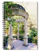 Beautiful Gazebo Spiral Notebook