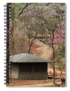 Beautiful Get-a-way Spiral Notebook