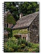 Beautiful Home Spiral Notebook