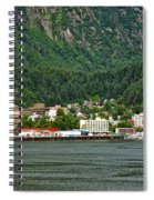 Beautiful Juneau Alaska Spiral Notebook