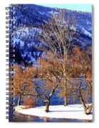 Beautiful Kaloya Park Spiral Notebook