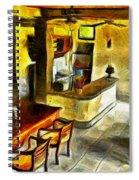 Beautiful Lobby Spiral Notebook