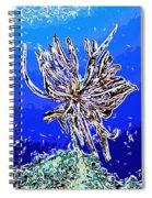 Beautiful Marine Plants 1 Spiral Notebook