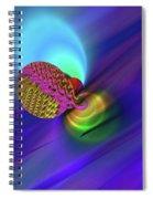 Beautiful New Life  Spiral Notebook