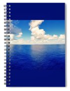 Beautiful Ocean Spiral Notebook
