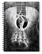 Beautiful Odyssey  Spiral Notebook