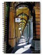Beautiful Old Architecture Spiral Notebook