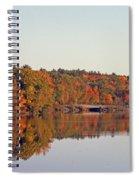 Beautiful Reflections Spiral Notebook